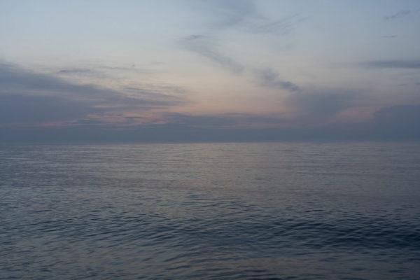 atardecer en el lago baikal vandeviaje
