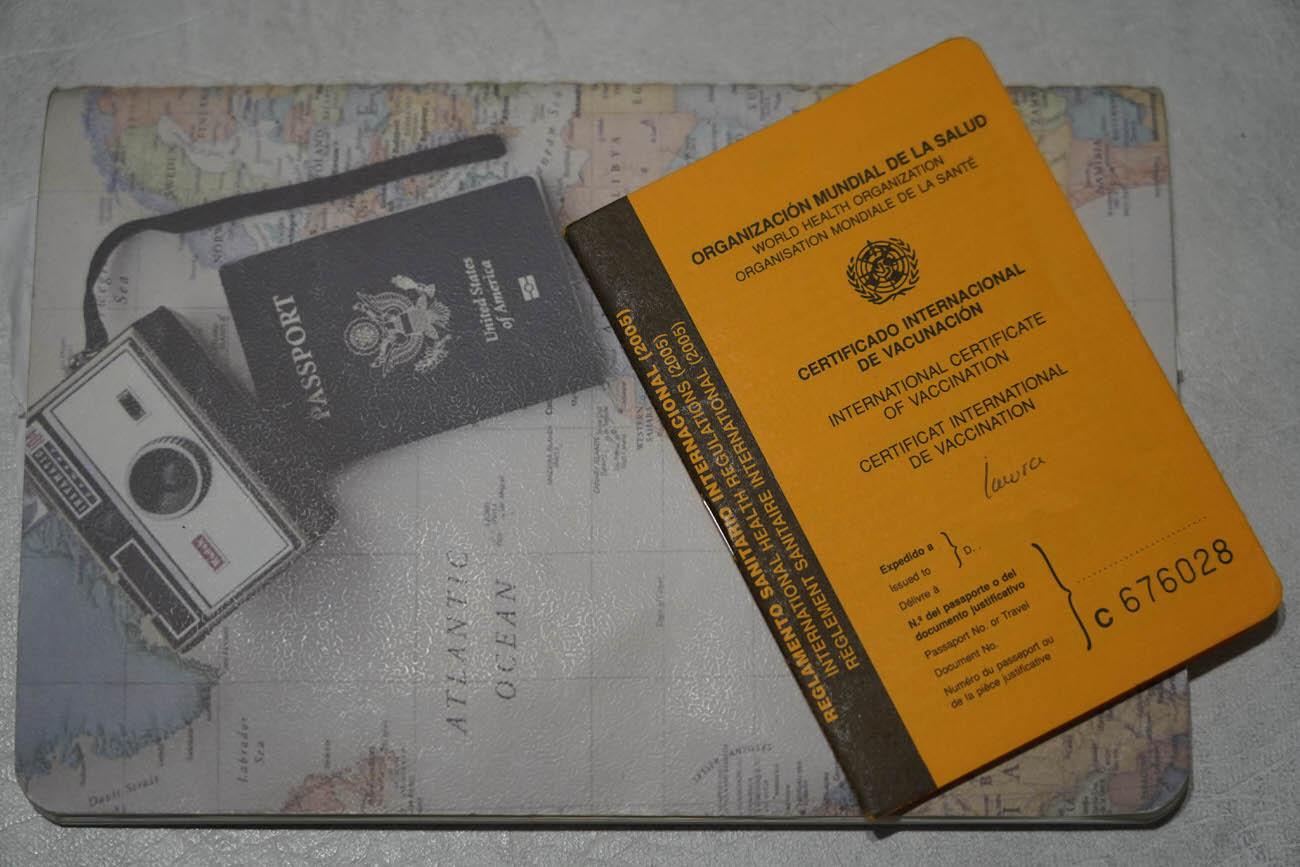 Vacunas y recomendaciones de salud antes de viajar