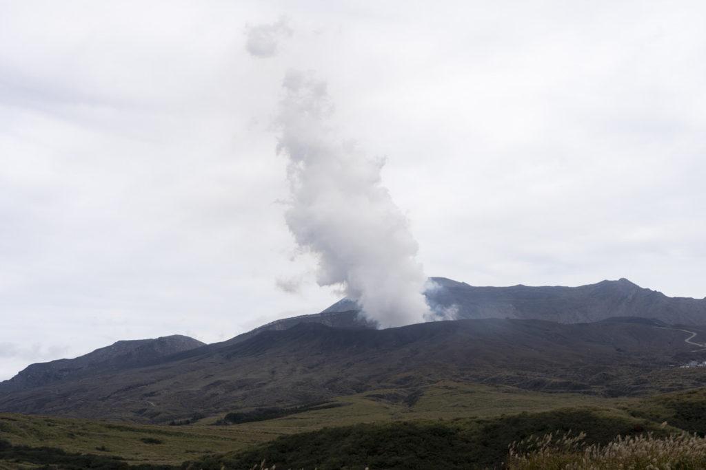 monte Aso-Kuju