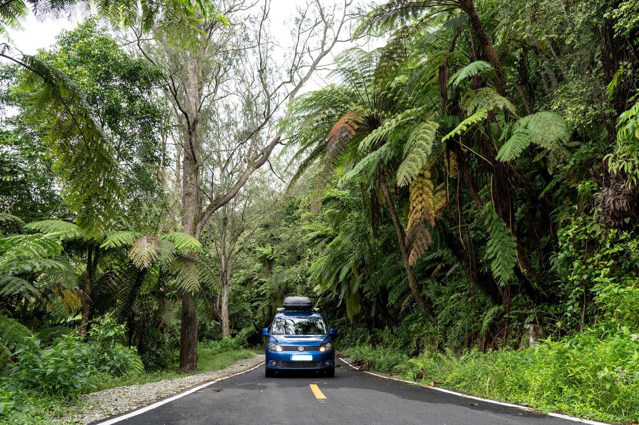 Indonesia por carretera