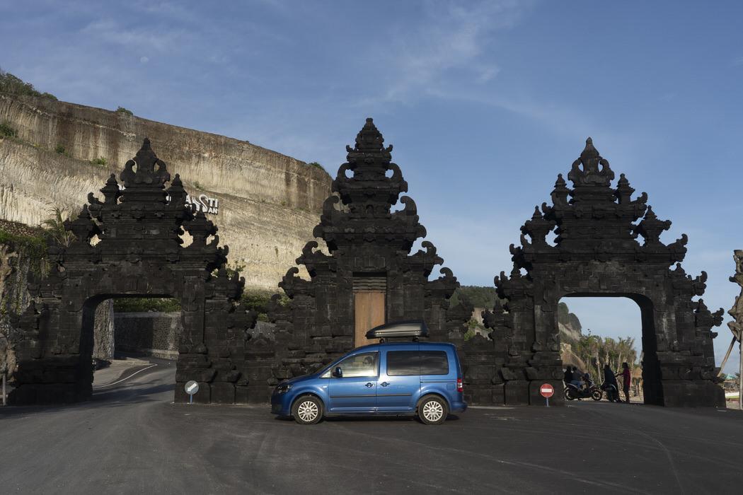 indonesia en coche